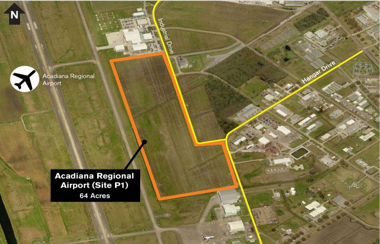 Acadiana Regional Airport Site P1