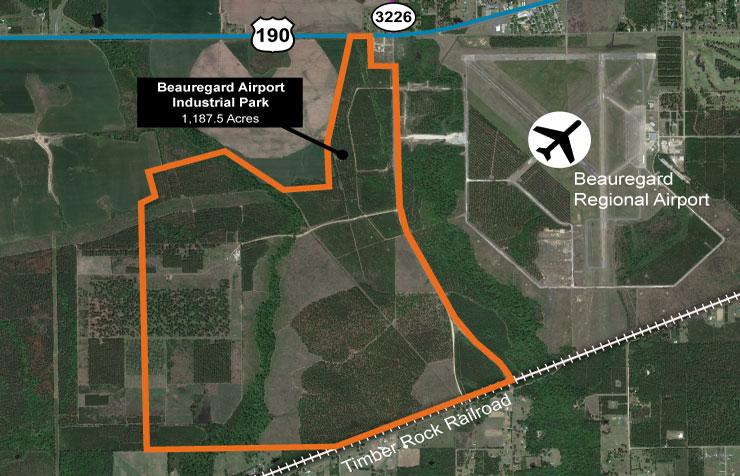 Beauregard Airport Industrial Park