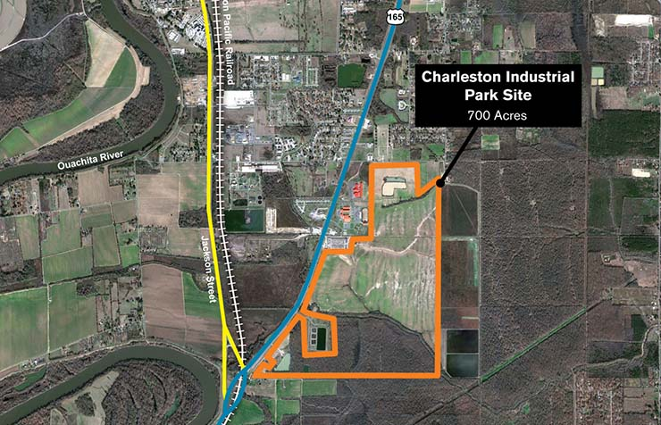 Charleston Industrial Park