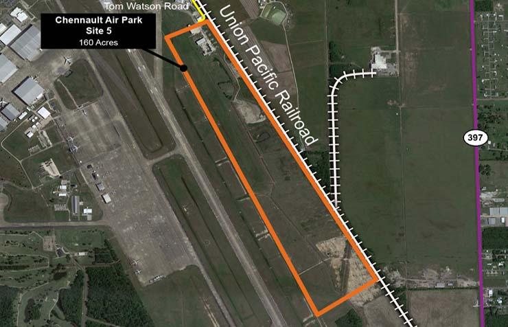 Chennault Air Park Site 5