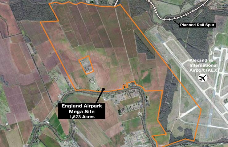 England Airpark Mega Site