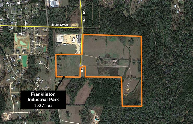Franklinton Industrial Park