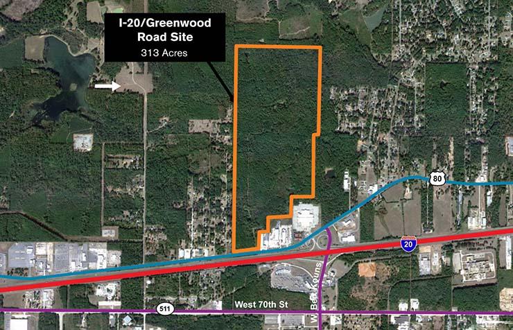 I-20 / Greenwood Road