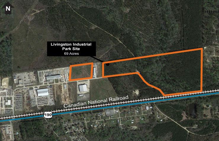 Livingston Industrial Park
