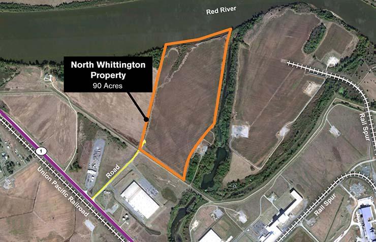 North Whittington Property
