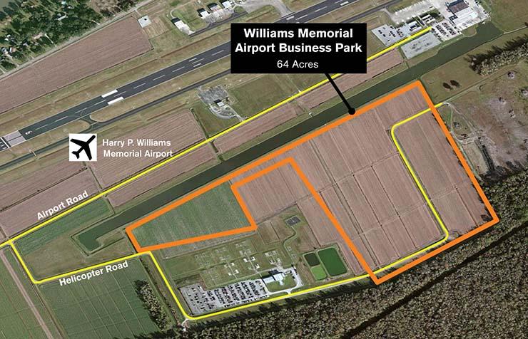 Williams Memorial Airport Business Park