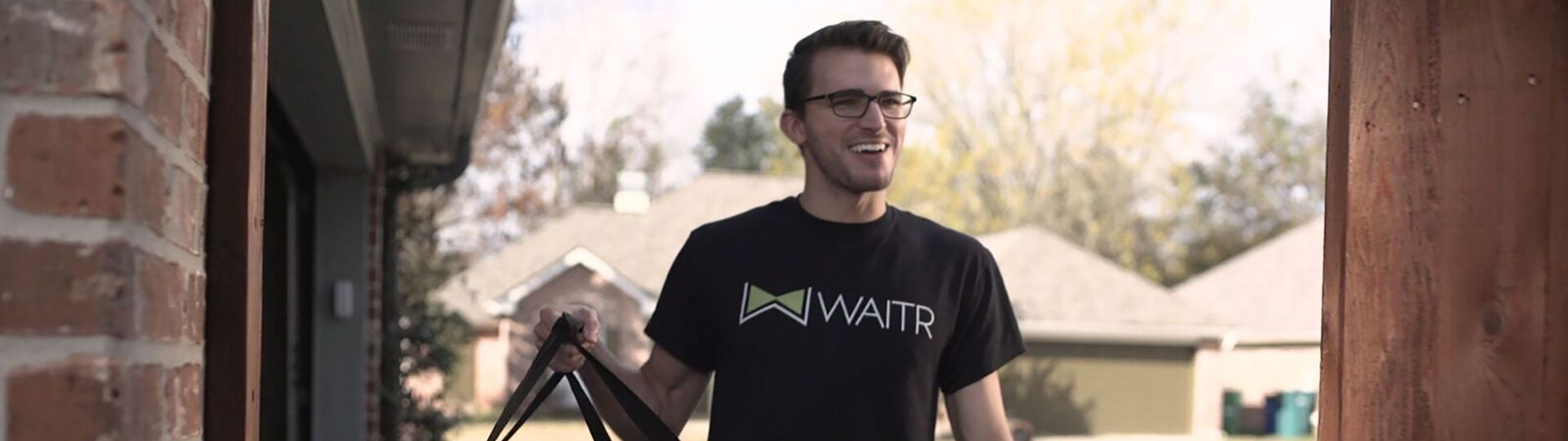 Waitr Delivery Person